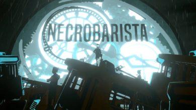 Bild von Necrobarista im Test: Willkommen im Terminal!