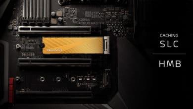 """Bild von SSD: ADATA präsentiert """"Falcon"""" und """"Swordfish"""""""
