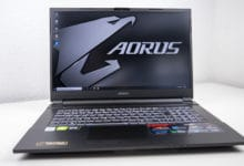 Photo of Test of the Aorus 7 KB: Gaming notebook on the test bench