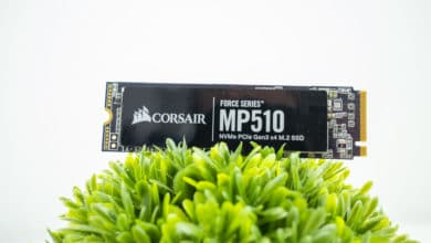 Photo of Corsair MP510 SSD review