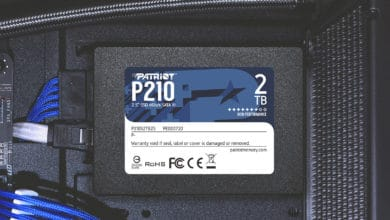 Photo of Patriot P210: New SSD series with up to 2 TB