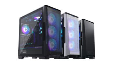 Photo of Phantek's Eclipse P500A: New mesh mid-tower and new SK-PWM fans