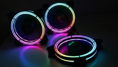 Bild von RGB-Lüfter können auch günstig sein – Inter-Tech ALSEYE HALO 3.0 FAN SET im Test
