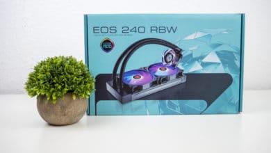 Bild von Raijintek EOS 240 RBW – leuchtstarke Komplettwasserkühlung im Test