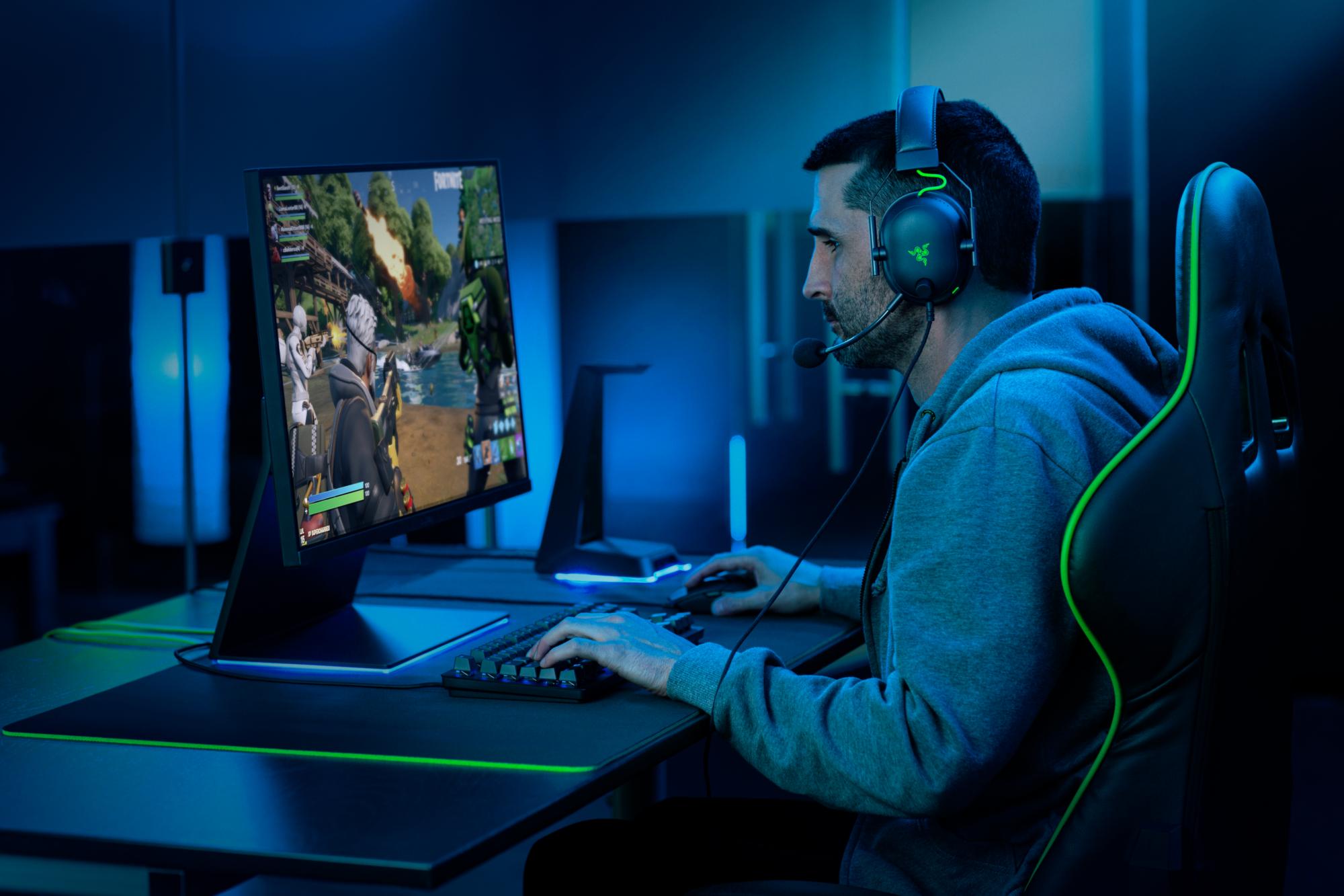 Razer Blackshark V2 New Headset For E Sports