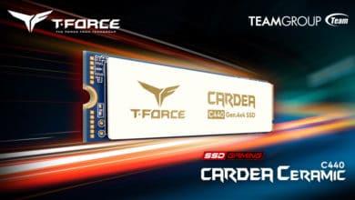 Bild von TeamGroup stellt T-Force Cardea C440 vor