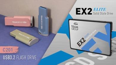 Photo of Teamgroup offeriert EX Series SSD mit 512 GB und 1 TB Speicher