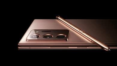 Bild von Samsung: Erste Bilder vom Galaxy Note 20 Ultra aufgetaucht