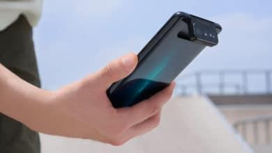 Bild von Asus Zenfone 7: Klappkamera und leistungsstarker Snapdragon 865