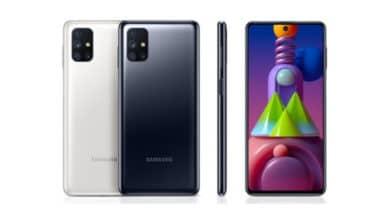 Bild von Samsung Galaxy M51 mit Mega-Akku vorgestellt