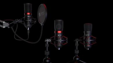 Bild von SPC Gear: Drei neue Mikrofone angekündigt