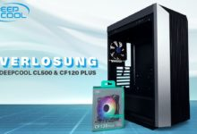 Photo of Gewinnspiel: DeepCool CL500 Gehäuse & drei CF120 Plus RGB-Lüfter