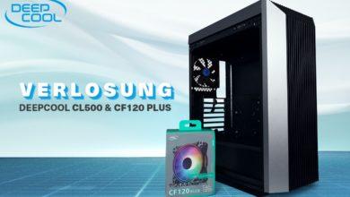 Bild von Gewinnspiel: DeepCool CL500 Gehäuse & drei CF120 Plus RGB-Lüfter