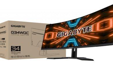 Bild von Gigabyte: Neuer Curved-Monitor wurde angekündigt