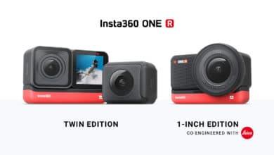 Bild von Insta360 One R Twin Edition – Die bessere GoPro?