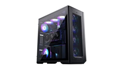 Bild von Phanteks Enthoo Pro 2 TG – Full-Tower mit Platz für gleich zwei Systeme
