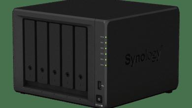 Bild von Synology DiskStation DS1520+ vorgestellt