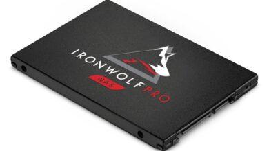 Bild von Seagate IronWolf: HDDs und SSDs speziell für NAS angekündigt