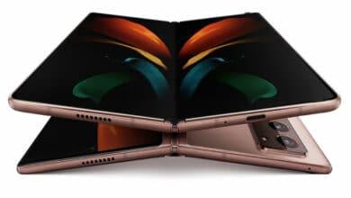 Bild von Samsung Galaxy Z Fold2 5G offiziell vorgestellt