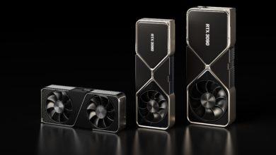 Bild von GeForce RTX 3000 soll doppelte Gaming-Leistung bieten