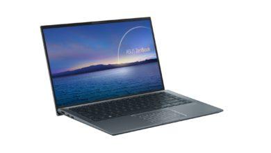 Bild von Asus ZenBook 14 Ultralight: Viel Leistung, wenig Gewicht