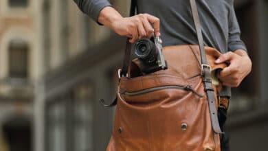 Bild von Kleine Vollformatkamera Sony Alpha 7C kostet 2100 Euro