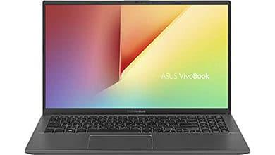 Bild von ASUS VivoBook S15 S512JA-EJ745T (15,6 Zoll, i3-1005G1, 8 GB RAM, 512 + 32 GB SSD, Windows 10) nur 388,95 € (-35%)*