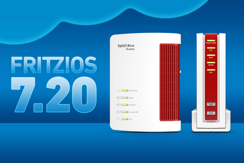 Neues FRITZOS für FRITZBox Cable Modelle