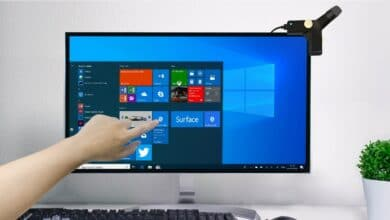 Bild von Der BLUEVER Hello X2 verwandelt Monitore in Touch Screens