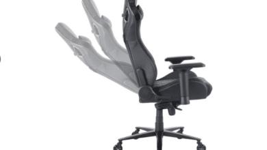 Bild von LC-GC-801BW: Neuer Gaming-Stuhl kommt mit viel Komfort