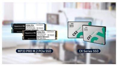 Bild von Team Group präsentiert drei neue Einsteiger-SSDs