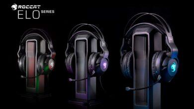 Bild von Roccat präsentiert neue Elo Gaming-Headset-Serie