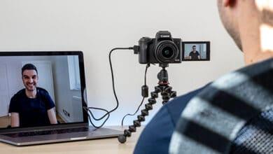 Bild von Canon stellt neue Webcam-Software vor