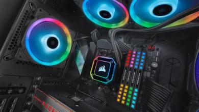 Bild von Corsair iCUE ELITE CAPELLIX – leistungsstarke und geräuscharme CPU-Flüssigkeitskühlung