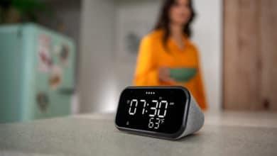 Bild von Smarter Wecker Lenovo Smart Clock Essential vorgestellt