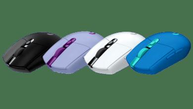 Bild von Logitech G305 im Test: Gaming-Maus mit Batterie statt Akku – geht das gut?