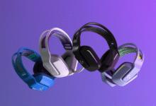 Bild von Gaming-Headset im Test: Logitech G733