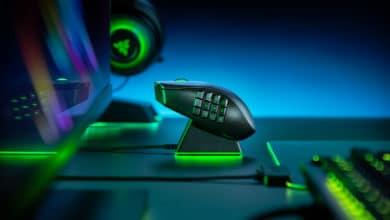Bild von Razer Naga Pro: Kabel ab bei der individualisierbaren Maus