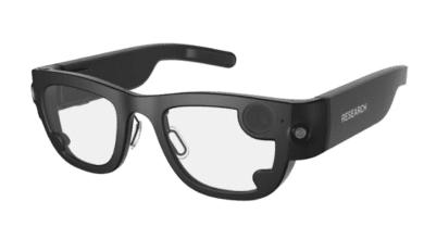 Bild von Facebook und Ray Ban arbeiten an smarter Brille
