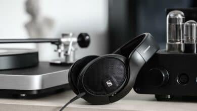 Bild von Neuer Kopfhörer: Sennheiser HD 560S für Musikjunkies