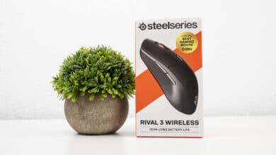 Bild von SteelSeries Rival 3 Wireless: Die neue Wireless-Königin im Test