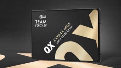 Bild von TeamGroup QX: SSD mit 15,3 TB und saftigem Preis vorgestellt