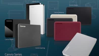 Bild von Toshiba: neue externe Canvio-Festplatten vorgestellt
