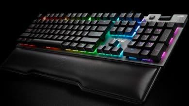 Bild von XPG Summoner – Gelungene Gaming-Tastatur mit MX Speed Silver