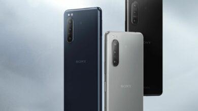 Bild von Kompaktes Premium-Smartphone Sony Xperia 5 II vorgestellt