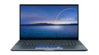 Bild von Asus ZenBook Pro 15: Alter Prozessor für mehr Leistung