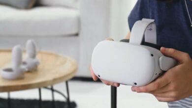 Bild von Oculus Quest 2: Bilder des verbesserten VR-Headsets veröffentlicht