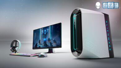 Bild von Alienware Aurora setzt u.a. auf GeForce RTX 3090