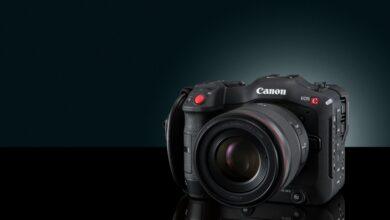 Bild von Canon bringt die EOS C70 heraus
