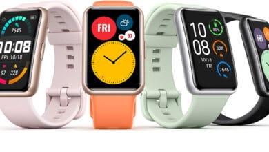 Bild von Huawei Watch Fit: Leichte Sportuhr vorgestellt
